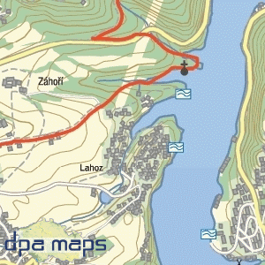 Preview of this map's detail level