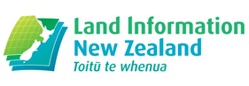 New Zealand (LINZ) logo