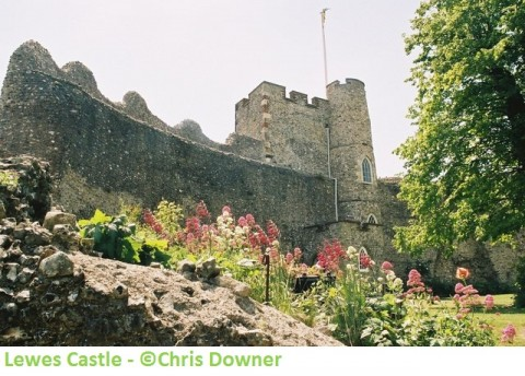 Lewes Castle_Chris Downer.jpg