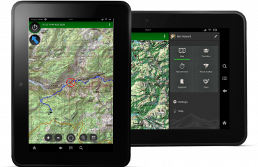 ViewRanger GPS app now available on Kindle Fire tablets!