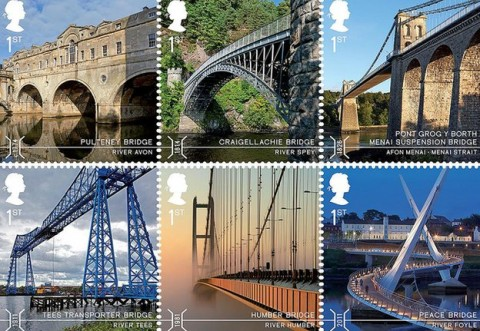 walks and cycle routes near bridges