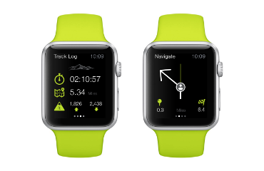 ViewRanger is ready for Apple Watch