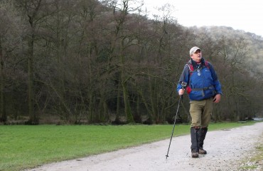 Q&A: ViewRanger user Nigel Ayers tells us about his #walk1000miles challenge