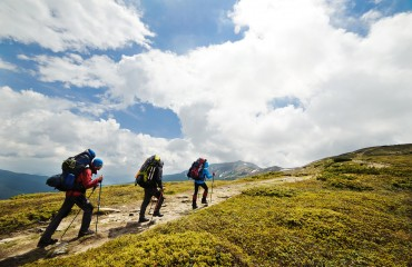 Our pick of August's walking festivals
