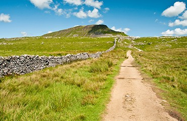 Tackle the Yorkshire Three Peaks this summer