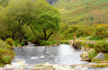 Take the plunge and try wild swimming