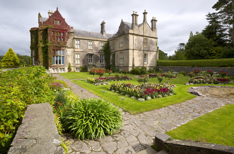 Muckross House, Killarney National Park, Kerry, Ireland.