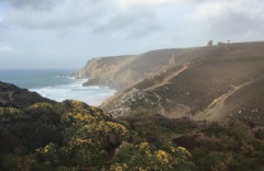 Hiking in Cornwall: Wheal Coates