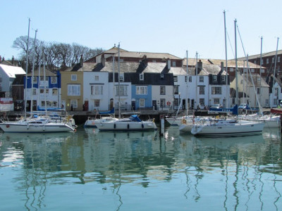 Weymouth. Discovering Britain routes with Royal Geographical Society and ViewRanger