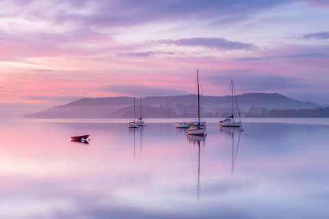 The Lake District: Windermere by duke_gledhill/Shutterstock