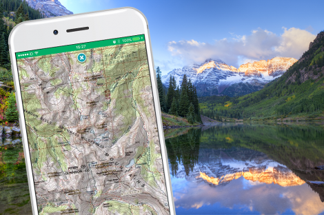 The world's best outdoor maps