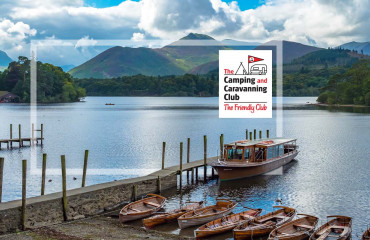 Walk straight from your pitch with new Camping and Caravanning Club routes