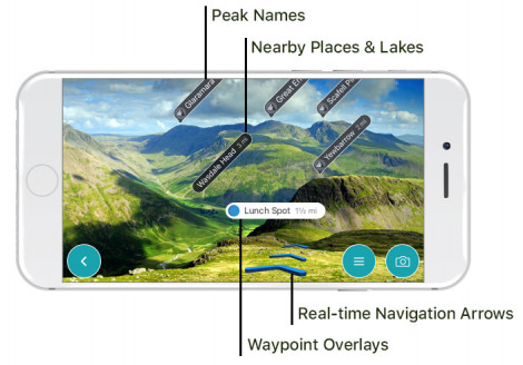Outdoor navigation reinvented