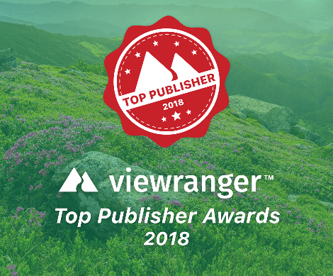 Top Publisher Awards