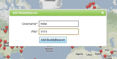 buddy beacon, location tracking, gps