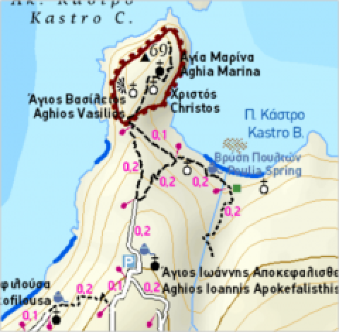Topographic Maps of Greece, Crete, Greek Islands now in ViewRanger Outdoors GPS