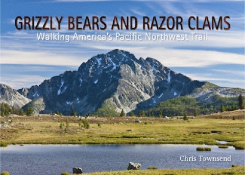 Grizzly Bears and Razor Clams, Book by Chris Townsend