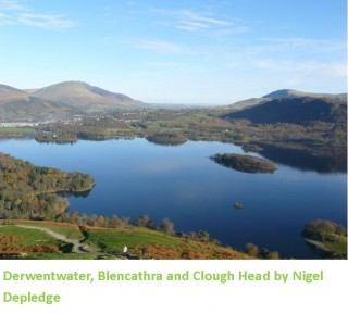Derwentwater Blencathra and Clough Head by Nigel Depledge_caption.jpg