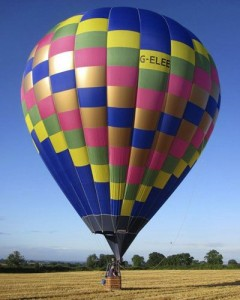 GPS for Hot Air Balloons