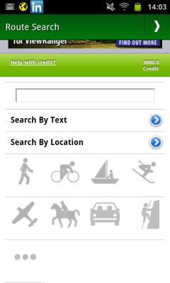 search for routes in app.jpeg