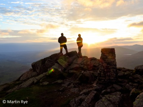 Sunset from Harter Fell by Martin Rye with copyright.jpg