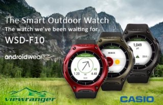 The Casio Smart Outdoor Watch