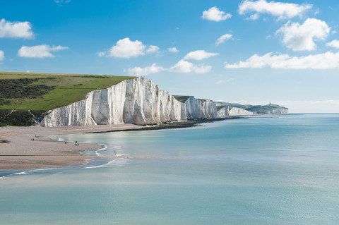 Seven Sisters Cliffs Best UK Coast Walks