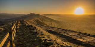 National Trails ViewRanger Hiking Routes: Pennine Way
