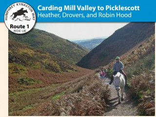 Shropshire's Great Outdoors Hiking Horse-riding routes