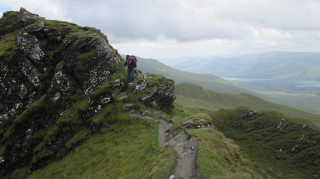 Murray Wilson Kingdom Guides: hiking Routes Scotland