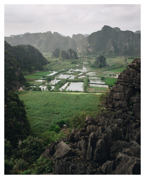 Tam Coc by Nicholas JR White