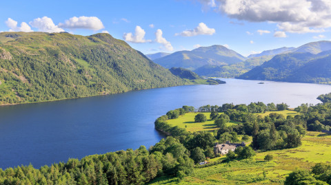 The Lake District: Ullswater By iLongLoveKing/Shutterstock