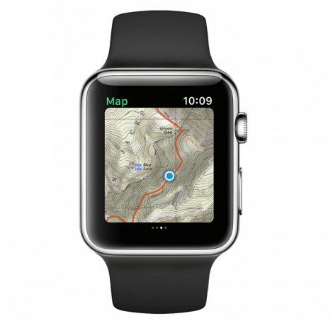 Apple Watch | GPS Hiking Trails and Maps | ViewRanger USA
