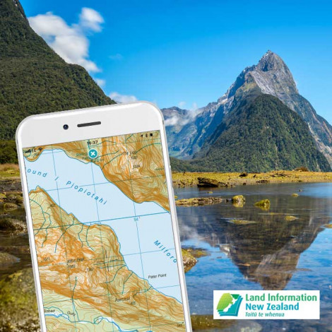 Android Topographic Map App.Free New Zealand Topo Maps For Iphone App And Android App