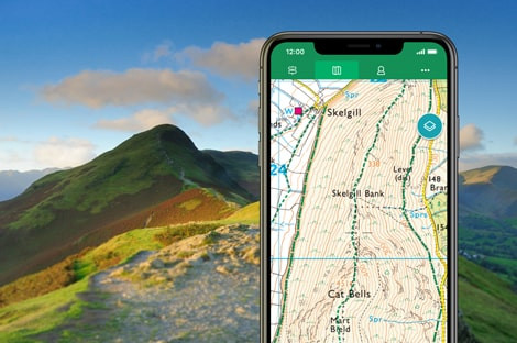 Unlimited OS maps for Great Britain